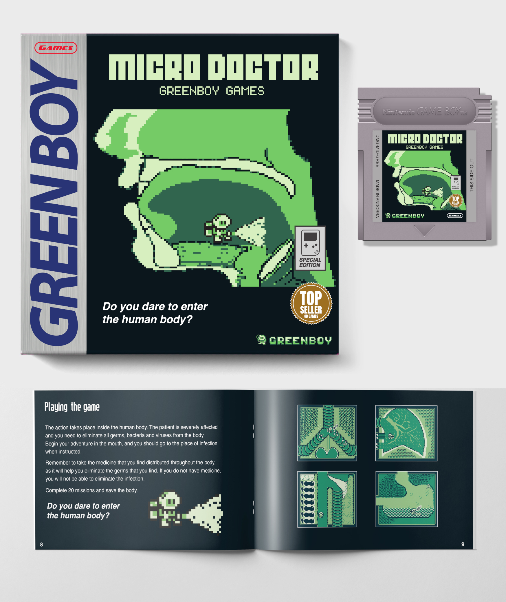 Micro Doctor